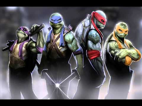 TMNT - Knock knock TMNT song