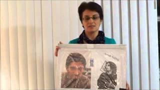 زندانیان سیاسی   آرش صادقی  ستاره