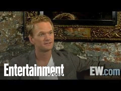 Neil Patrick Harris discusses Jason Segel's naked body...