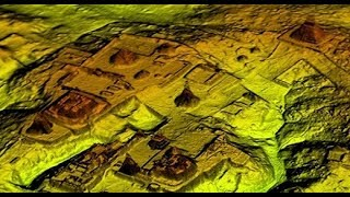 Huge Mayan City Discovery, Laser Scans Reveals A Mayan Megalopolis Under The Guatemalan Jungle