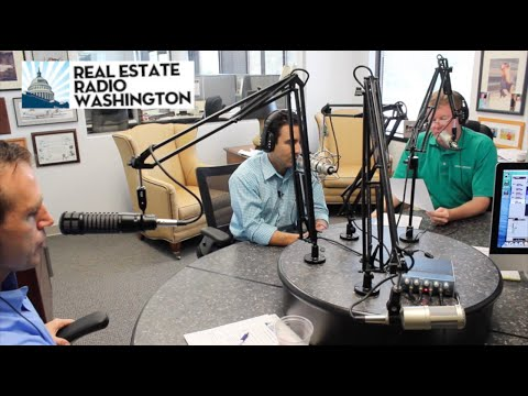 Rob Chevez On Real Estate Radio Washington