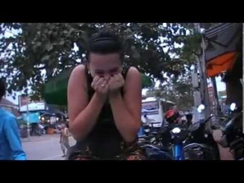 Justyna I Daniel Michalikowie W Tajlandii I  Kambodży - Wakacje 2010