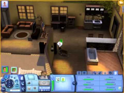 Episode 2 Des sims 3