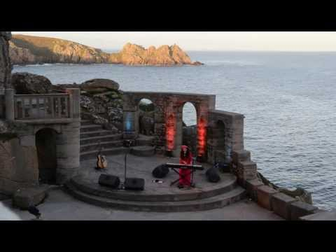 Nerina Pallot sings 'Once' @ The Minack Theatre, Porthcurno, Cornwall