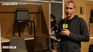 Salone del Mobile.Milano 2016 | KRISTALIA - Michael Geldmacher