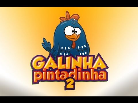 Galinha Pintadinha 2 - Vários Clipes - Desenho Infantil