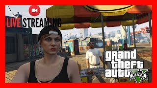 Grand Theft Auto V: Night Club Missions & Double $$$$ & RP Week Episode 234