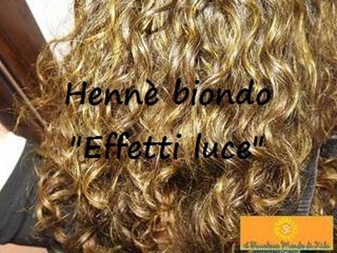 Coprire i capelli bianchi con l henne
