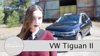 2016 VW Tiguan 2.0 TDI 4Motion im Test / Fahrbericht / Review (English Subtitles)