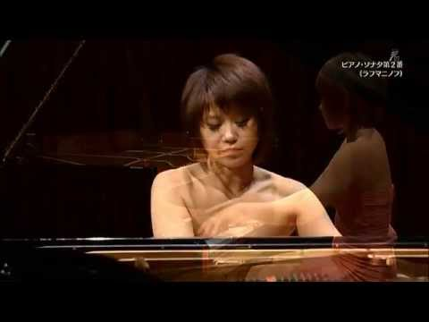 Rachmaninov: Piano Sonata No.2 - Yuja Wang video