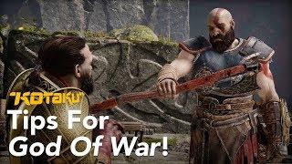 God of War: 20 Spoiler-Free Tips For Before You Start
