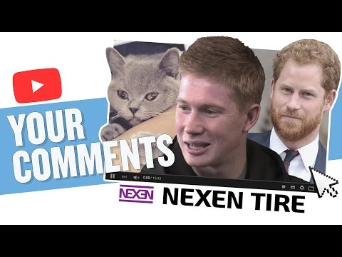 IS YOUR CAT CALLED KEVIN?  | Kevin De Bruyne | Your Comments