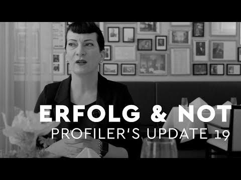 Erfolg & Not - Profiler's Update 19