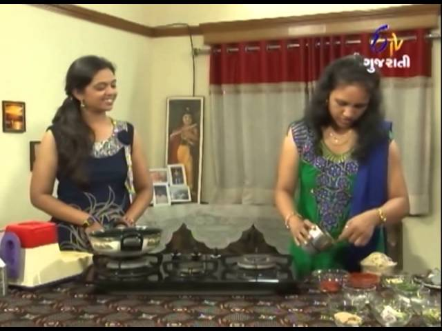 Flavours Of Gujarat - ફ્લેવર્સ ઓફ ગુજરાત - 16th September 2014 - Full Episode