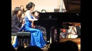 랩소디인블루_2 George Gershwin-Rhapsody in blue_part2_  pianist Eunhae PARK  at Sungnam ART Center