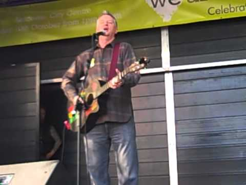 Billy Bragg, Half English, Live at We Are One Leicester