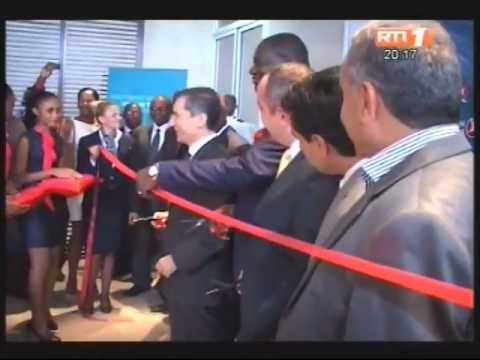 La compagnie aérienne Turkish Airlines inaugure son 1er vol en destination d'Abidjan