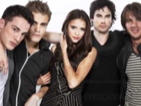 Vampire Diaries Cast Comic Con 2010
