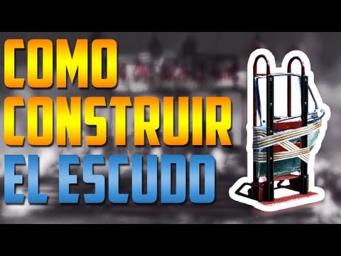 Black Ops 2: Mob of the Dead Como construir el escudo