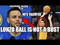 download lagu      Why NBA Stars KNOW Lonzo Ball Is NOT a BUST    gratis