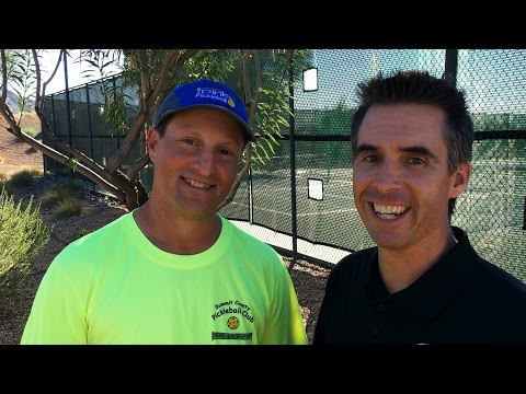 Pickleball Quick Tip – Work on Your Soft Game
