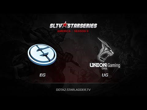 EG -vs- UG, SLTV America Season X, Day 5, Game 3