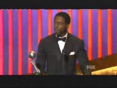 Isaiah Washington NAACP Image Awards