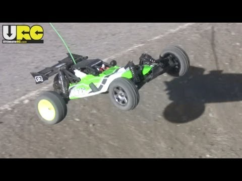 ARRMA Raider mild Brushless upgrade tested