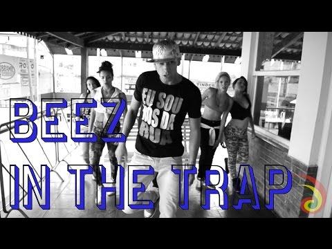 BEEZ IN THE TRAP - NICKI MINAJ | Cia. Nós Da Rua | Choreographed by Rafa Santos