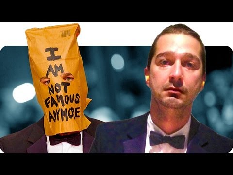 Has SHIA LABEOUF Lost His Mind? Or Have We? #LABOOFGOOF | PMI 111