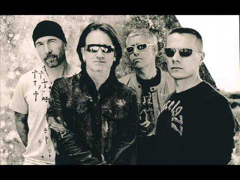 U2 - Cant Help Falling In Love