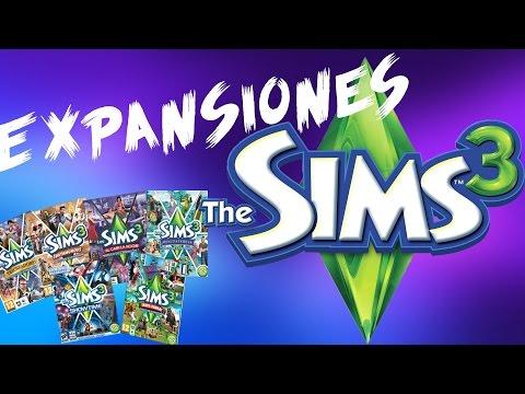 Descarga e Instala Expansiones para Los Sims 3 [Utorrent] [Full]