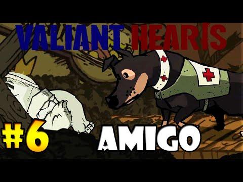 O Melhor Amigo do Homem - #6 Valiant Hearts the Great War (Legendado Pt-Br)