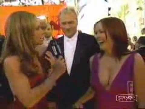 Patricia Heaton red carpet Video