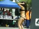 Bikini Contest at Lay Low Car Show