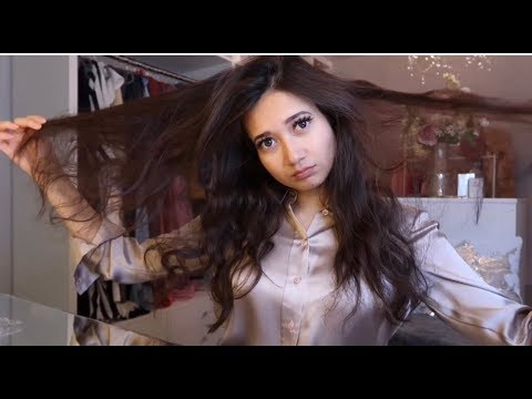 HOW I DO MY HAIR | Curling With A Straightener