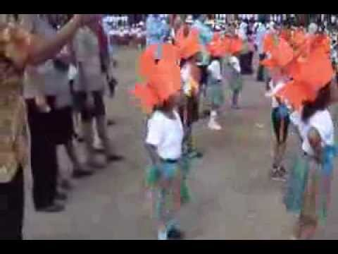 Senam Ria Anak Indonesia 2013 video