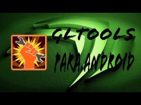 GLTools Para Android [Emulador Gráfico]