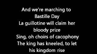 Watch Rush Bastille Day video