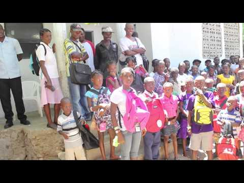Haiti Back to School Mission
