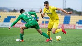 Resumen Villarreal B 0 - 0 UE Cornellà