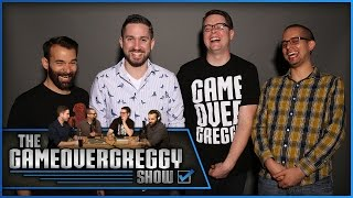 The Insane Kinda Funny Anniversary Show - The GameOverGreggy Show Ep. 110