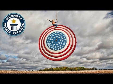 SPOTLIGHT - Largest yo-yo