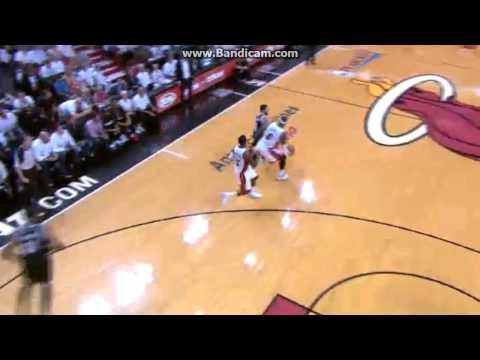 Deron Williams Buzzer Beater NBA Playoffs R2G1 Heat Vs Nets