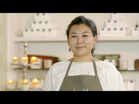 Jeni Saeyang  - Eco&More -  2015 Finalist for Asia-Pacific