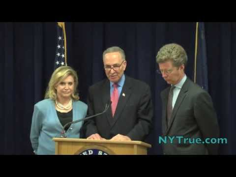 Schumer-Donovan-Maloney on Flood Insurance 4-12-13