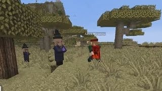 Minecraft:nite - The Arrival Of The 'Troll' [2]