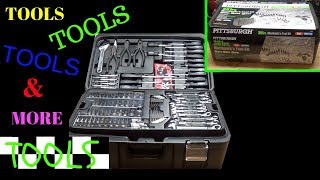 Why You Should buy Harbor Freight's 301 Pc Mechanics Tool Set