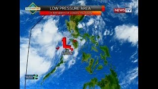 BT Weather update as of 1147 a.m. September 26, 2017