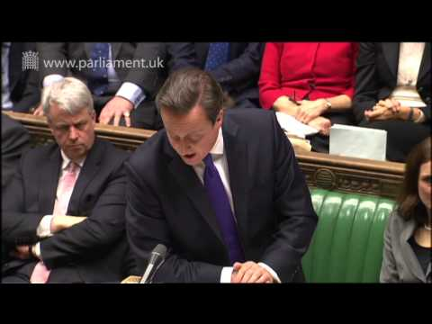 Prime Minister's Questions: 23 January 2013